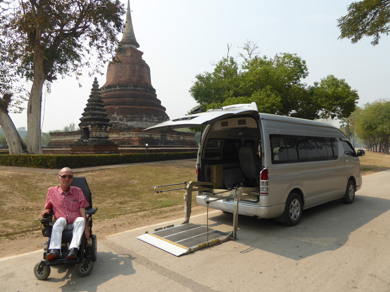 Disability-van-electric-chair-lift